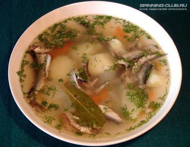 Уха из судака по-рыбацкому рецепту