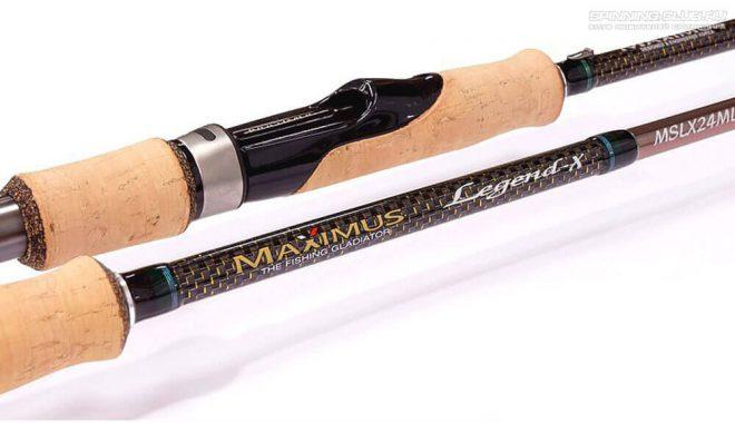 Спиннинг Maximus Legend-X 18UL для ловли ультралайтом