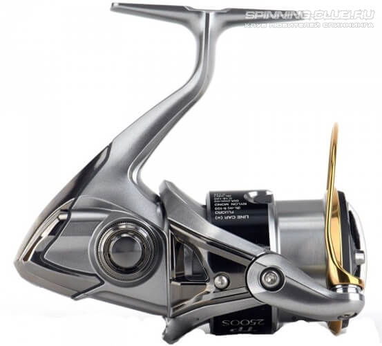 Катушка Shimano Twin Power 2500