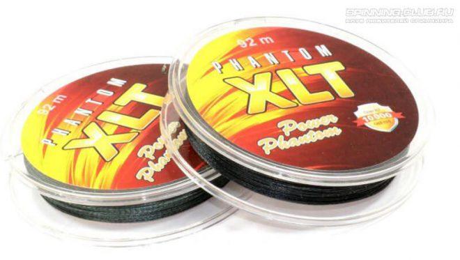 Плетенка Power Phantom XLT – новая леска от популярного производителя