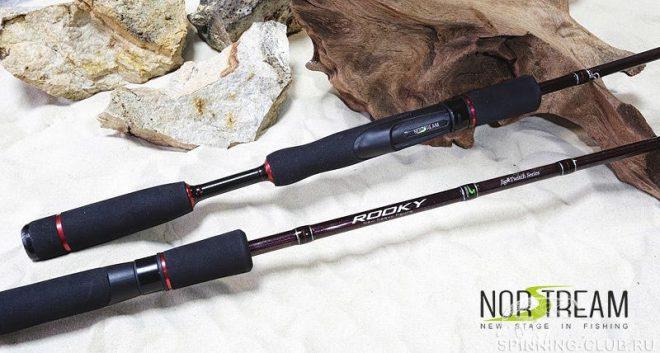 Спиннинг Norstream Rooky – для новичков и не только