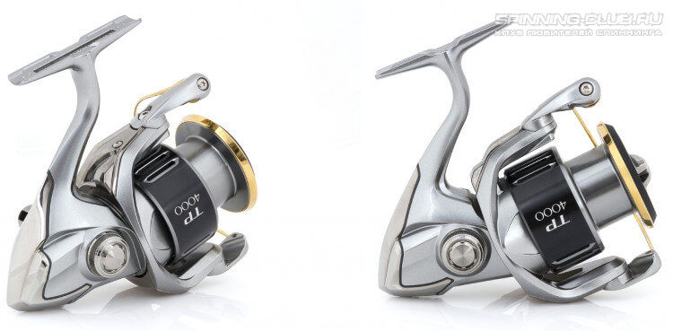 Катушка Shimano Twin Power 4000