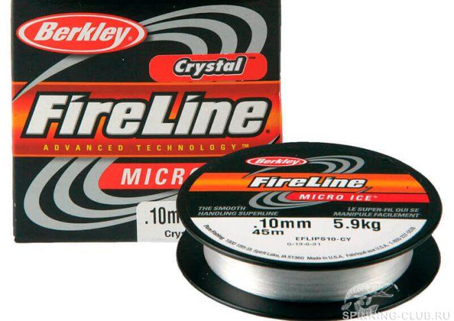 Плетеная леска FireLine