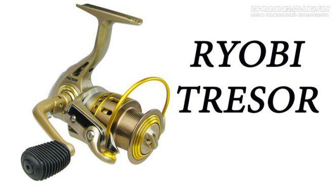 Катушка Ryobi Tresor — рабочая лошадка для рыбалки
