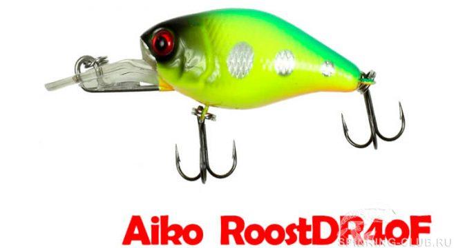 Воблер Aiko Roots — убийца голавля