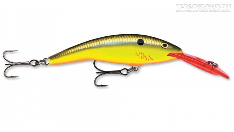 Воблер rapala tail dancer