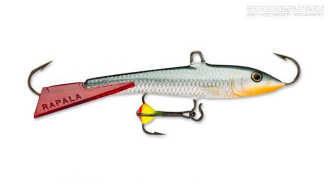 Rapala Jigging Rap – классичкий балансир для зимней рыбалки
