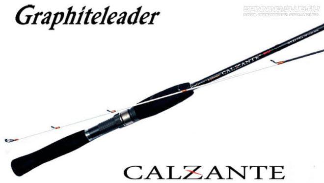Graphiteleader Calzante – качественный ультралайтовый спиннинг