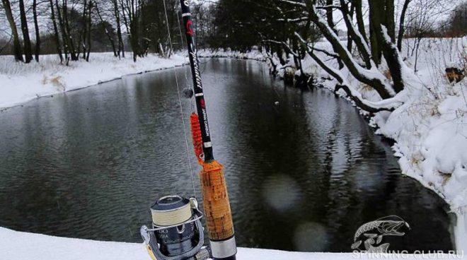 Зимний спиннинг: особенности и секреты ловли