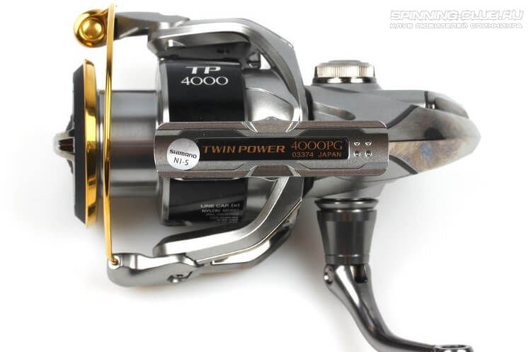 Отзыв о shimano twin power