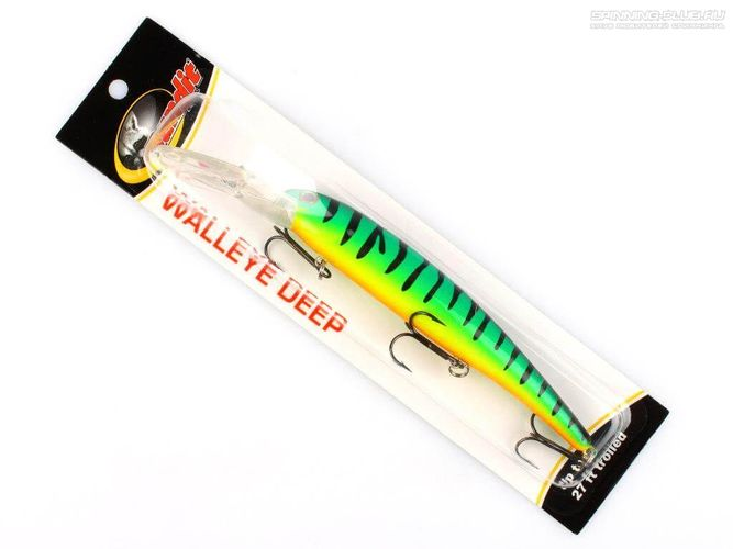 Отзывы о bandit walleye deep